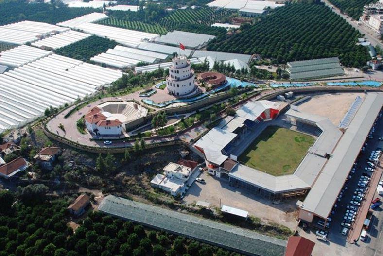 50. Yıl Kültür Merkezi ve Karatepe Stadı