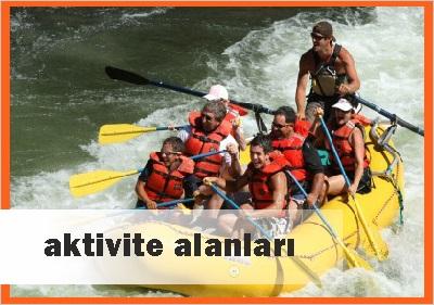 Antalyada Aktiviteler