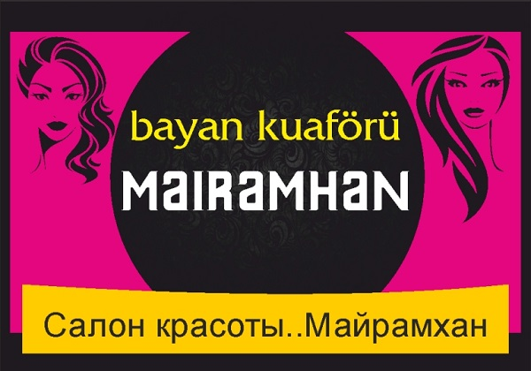 Mairamhan Bayan Kuaförü