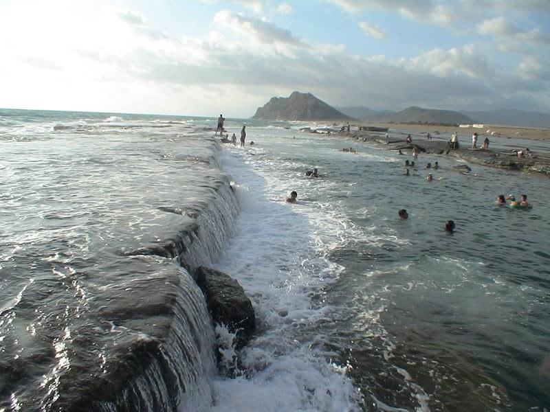 koru plajı